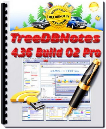 TreeDBNotes Professional 4.36 Build 02 Final Portable Multi/Rus
