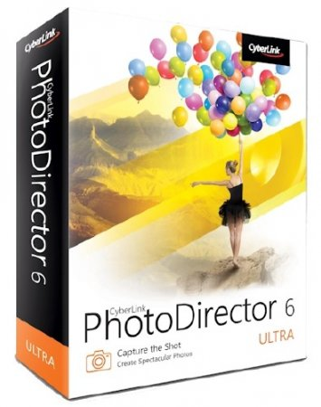 CyberLink PhotoDirector Ultra 6.0.5903.0 (2014/Multi) RePack by KpoJIuK