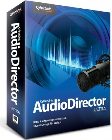 CyberLink AudioDirector Ultra 5.0.4712.3 RePack by KpoJIuK (2014/RUS)