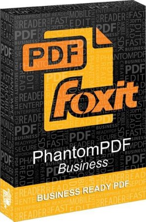 Foxit PhantomPDF Business 7.0.6.1126 + Rus