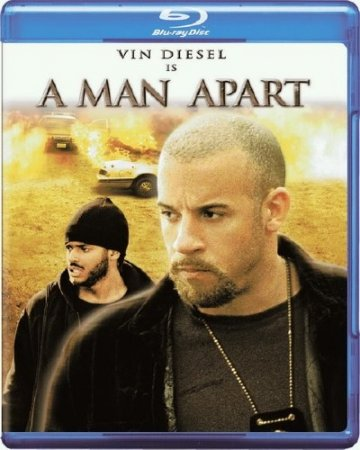 Одиночка / A Man Apart (2003/BDRip-AVC/2.91Gb)