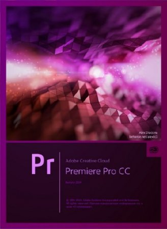 Adobe Premiere Pro CC 2014.2 8.2.0 (65) (2014/Rus/Eng) RePack by D!akov