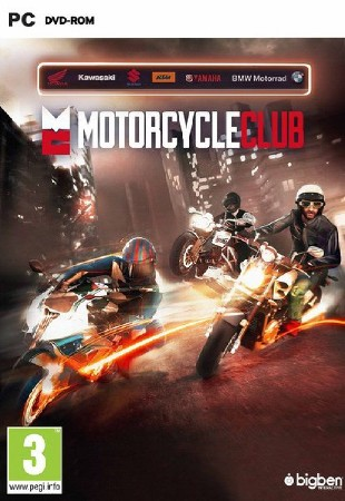 Motorcycle Club (2014/ENG)