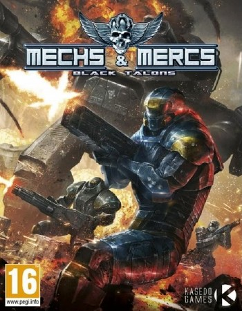 Mechs and Mercs: Black Talons (2015/RUS/RePack)