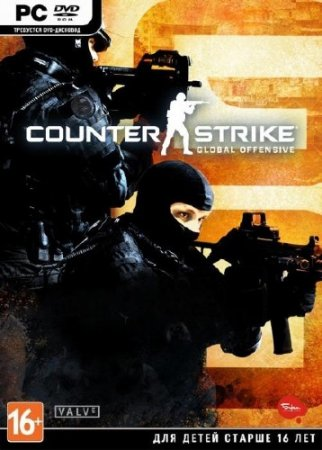 Counter-Strike: Global Offensive *v.1.34.6.4* (2012/RUS/ENG/MULTI25/Repack by Tolyak26)