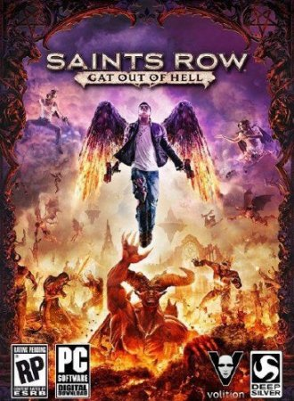 Saints Row: Gat out of Hell (2015/RUS/ENG/Repack by R.G. Freedom)