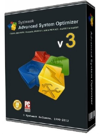 Advanced System Optimizer 3.9.1111.16526 Portable (Ml/Rus/2015)