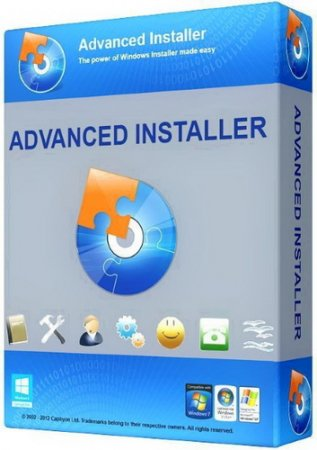 Advanced Installer 11.8 Build 62156 RePack/Portable by D!akov