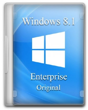 Windows 8.1 Enterprise Original by D!akov 19.04.2015 (х86/x64/RUS/ENG/UKR)