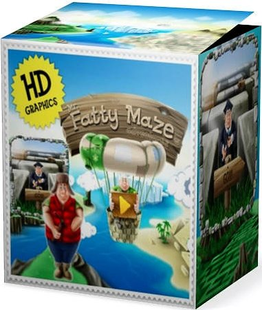 Fatty Maze's Adventures 1.1.2 build 006 (2015) PC Portable Rus / ML