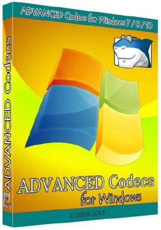 ADVANCED Codecs for Windows 7/8/10 5.31