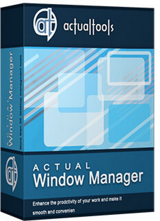 Actual Window Manager 8.5.3 Final (ML/Rus/2015)