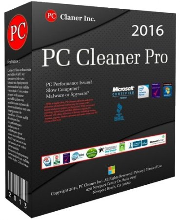 PC Cleaner Pro 2016 14.0.16.1.27 Portable