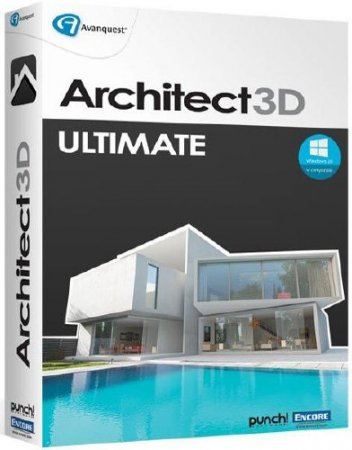 Avanquest Architect 3D Ultimate 18.0.0.1014