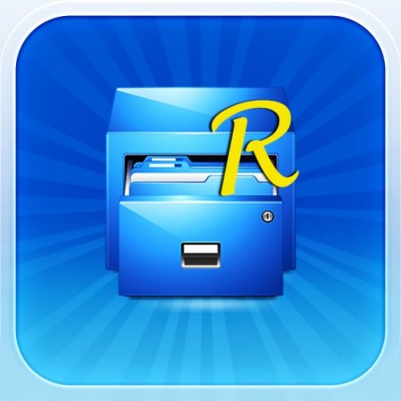 Root Explorer (File Manager) v4.0 Patched RUS