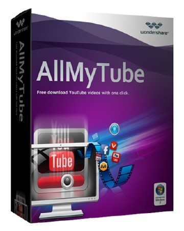 Wondershare AllMyTube 4.9.1.1 + Rus