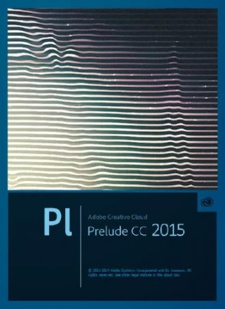 Adobe Prelude CC 2015 4.3.0.19 Update 3 by m0nkrus