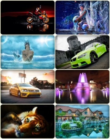 Wallpapers Mixed Pack 43