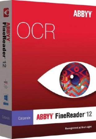 ABBYY FineReader 12.0.101.483 Professional + Corporate Edition