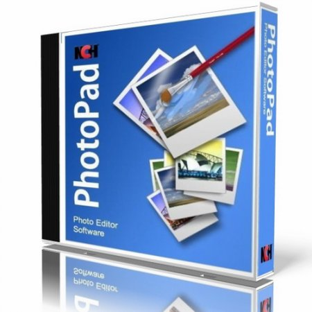 NCH PhotoPad Pro 2.88 Portable ML/RUS/2016