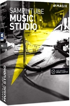 MAGIX Samplitude Music Studio 2017 23.0.0.10