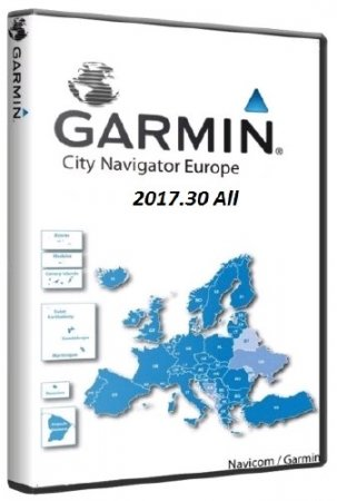 City Navigator Europe NT Unicode 2017.30 All (2016/ENG)