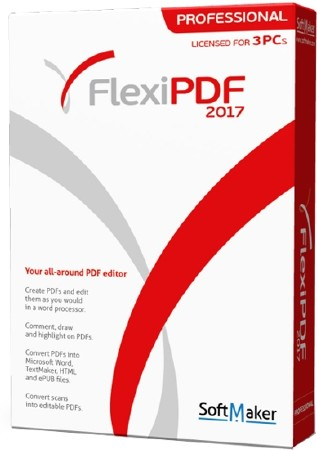 SoftMaker FlexiPDF 2017 Professional 1.06