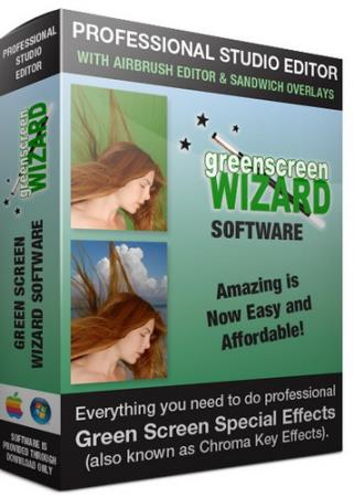 Green Screen Wizard Professional 9.5 DC 19.06.2017 Rus Portable