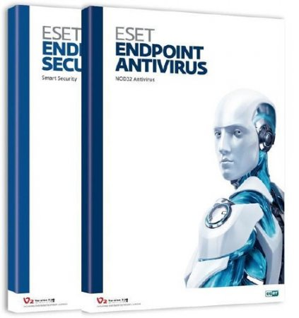 ESET Endpoint Antivirus / ESET Endpoint Security 6.5.2107.1 RePack by KpoJIuK (8-in-1)