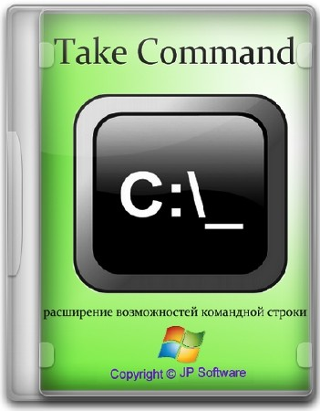 JP Software Take Command 21.00.38